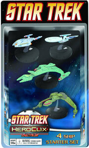 Star Trek Tactics Starter Set