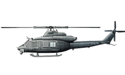 UH-1Y Venom Battlelog Icon
