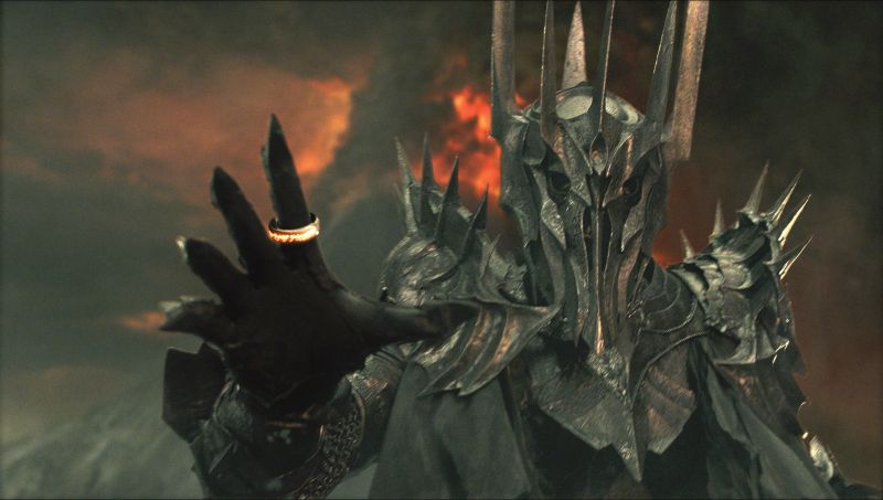 Alex Jones To America: Take Off The Ring of Mordor Sauron