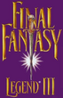 Final Fantasy Legend III Logo