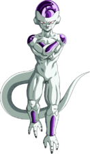 Final Form Frieza - DBZ Frieza Saga