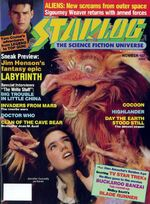 Starlog issue 107 cover