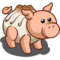 Pork Bun Pig-icon