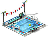 Water Polo Match-SE