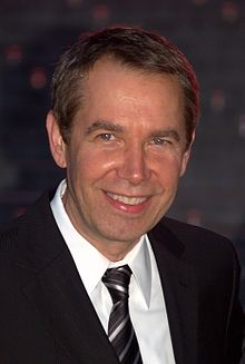 File-Jeff Koons at the 2009 Tribeca Film Festival