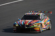 BMW M3 GT2 Art Car-Le Mans 2010