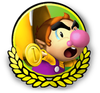 MK3DS BabyWario icon