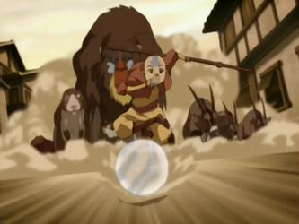 [Shitai / Jutsu List] Aang_guiding_zoo_animals