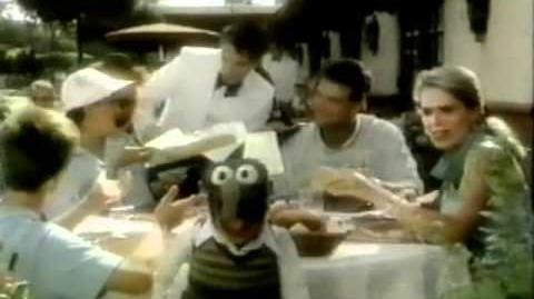 Here Come the Muppets commercial
