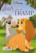 Lady and the Tramp (Ladybird 4)