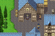 FFVI Chocobo Stable 0