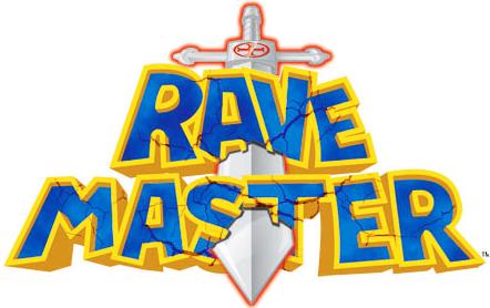 Le jeu Des passions Rave_Master_Logo