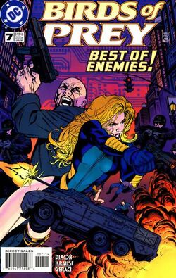Birds of Prey 7c