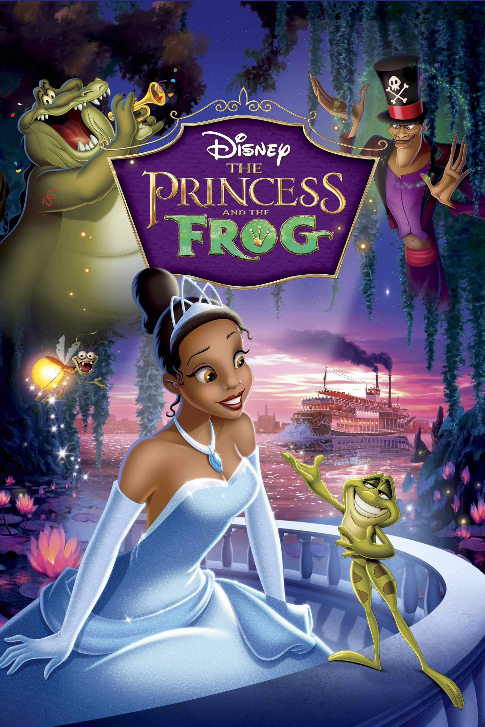 The Princess and the Frog</b></p>