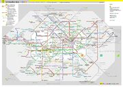 Berlin Transportation Rout Map