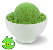 Angry Birds Ice Cream - Kiwi