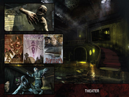 Kino der totin wallpaper