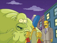 Treehouse of Horror XVII (Promo Picture) 3