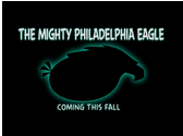 Mighy Philidelphia Eagle Promo