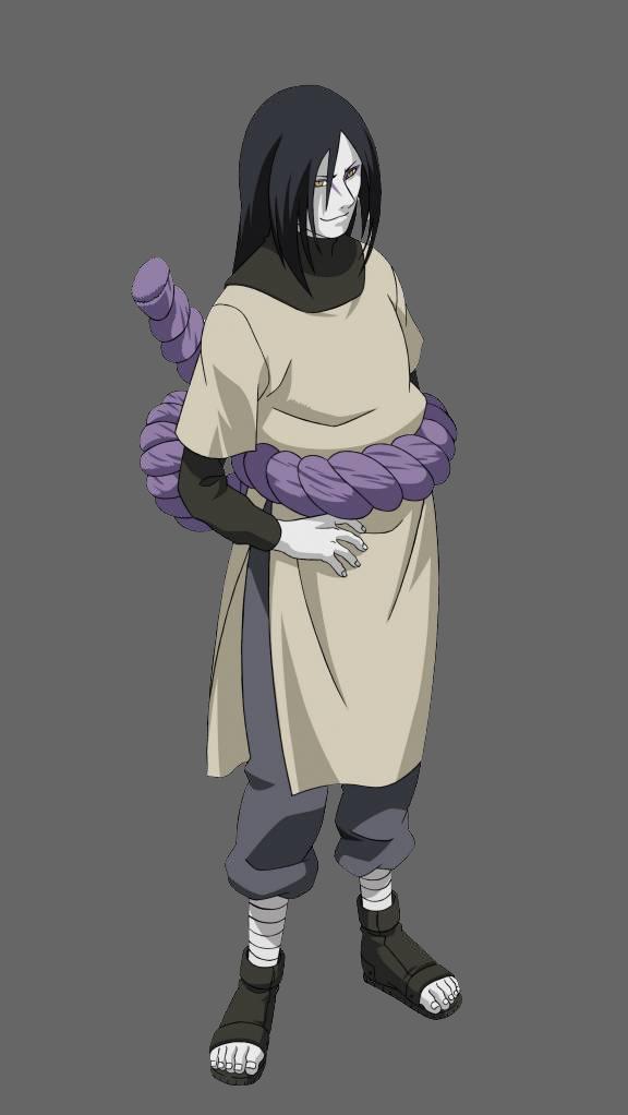 Naruto historia de orochimaru taringa for Cuarto kazekage vs orochimaru