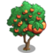 Gold Peach Tree-icon