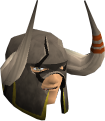 Bandos helmet chathead