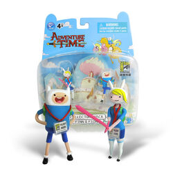 Adventure time comic con 2012 exclusive toy