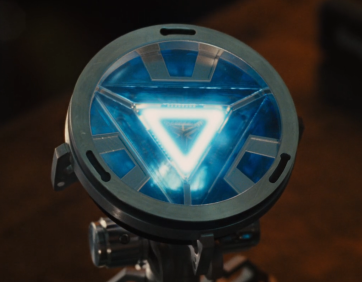 ... stark it works stark urges obediah stane to look into arc reactor