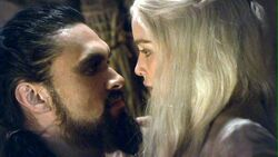 Dany learns to Please Drogo Kingsroad