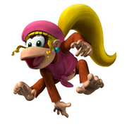 Dixie Kong all star