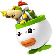 Bowser Jr NSMBW