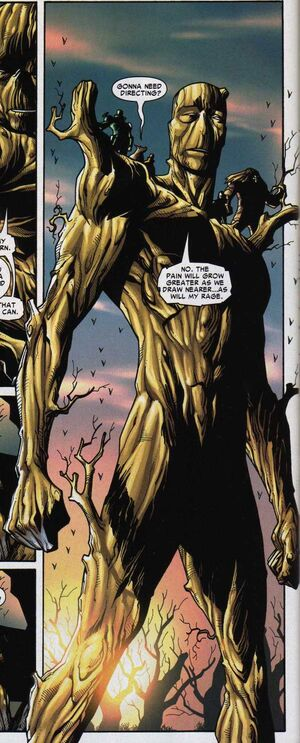 Groot (Earth-616) 0001