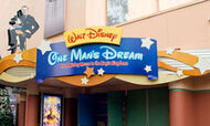Walt Disney One Man's Drean