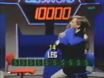 Patricia Hugs Pat Sajak