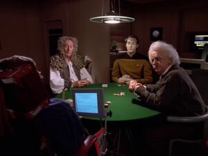 Data&#39;s poker game, 2369