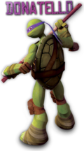 2012 Donatello titled character image