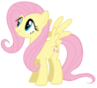 Fluttershy very cute