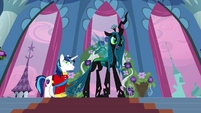 Chrysalis on ruling the world S2E26