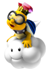 King Lakitu SM3DW
