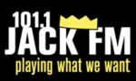 WCBS-FM&#39;s 101.1 Jack-FM Logo June 2005