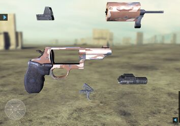 Future Soldier Taurus Judge 7