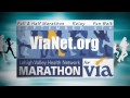 WPVI-TV's Lehigh Valley Network Health Marathon For Via PSA Video Promo For September 2012
