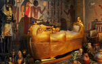 Scene Tut&#39;s Tomb-icon