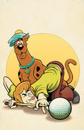 Scooby-Doo Where Are You Vol 1 23 Textless