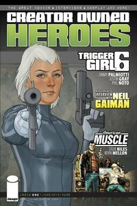 Creator Owned Heroes 1