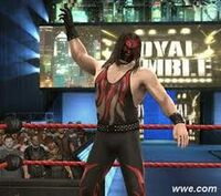 Svr 2009 masked kane wwe