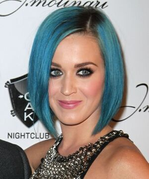 +blue+hair+katy+perry