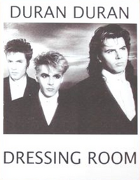 Dressing room duran duran 1987 tour wikipedia