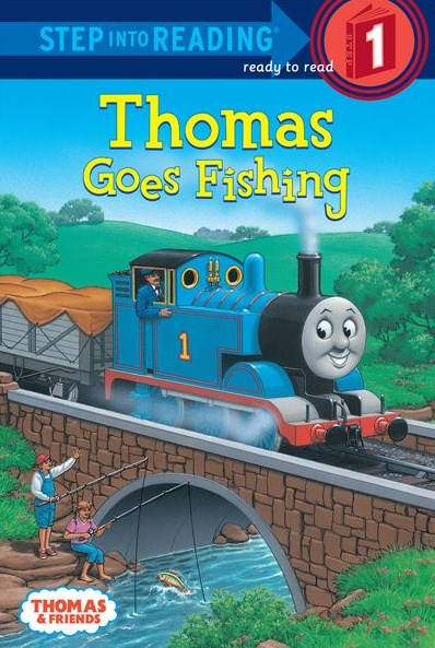 thomas goes fishing book thomas the tank engine wikia