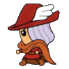 FF1 Red Mage V-Jump